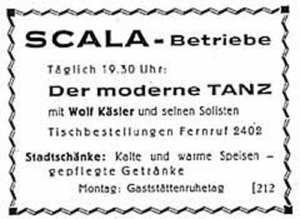 Annonce Scala 1947